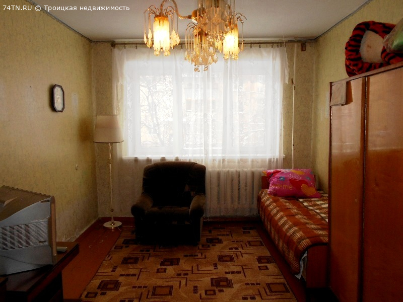3-комнатная кв-ра