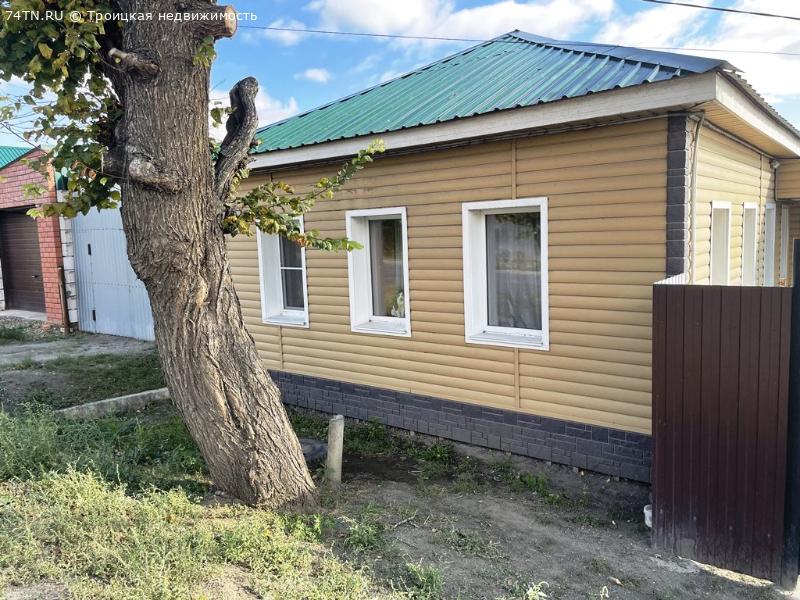 Жилой дом и земля
